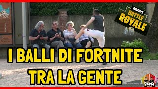 FORTNITE BALLS OF THE GENT!