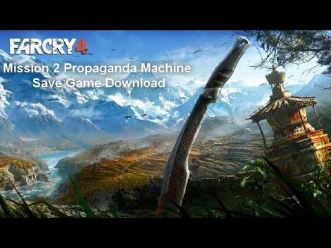far cry 4 propaganda machine mission 2 game play no commentry |
