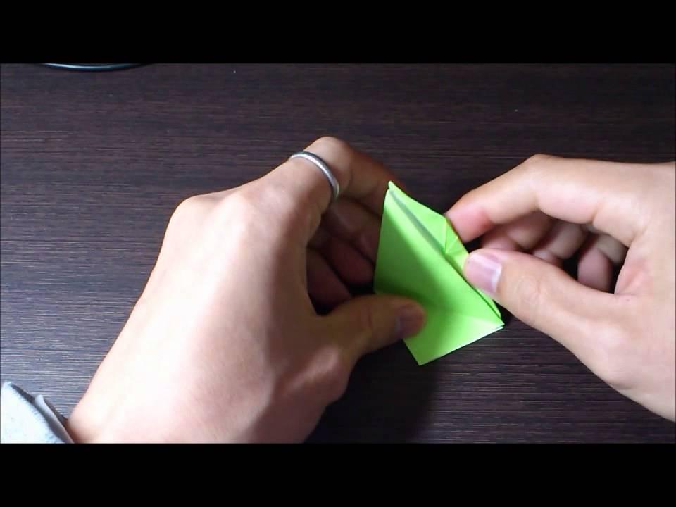 すべての折り紙 折り紙 蓮の花 折り方 : ... 鶴、連鶴の折り方 折り紙   Doovi
