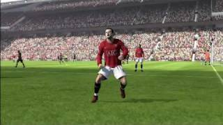 FIFA 09 - Inside The Game - PS3 In-Game Player Reactions