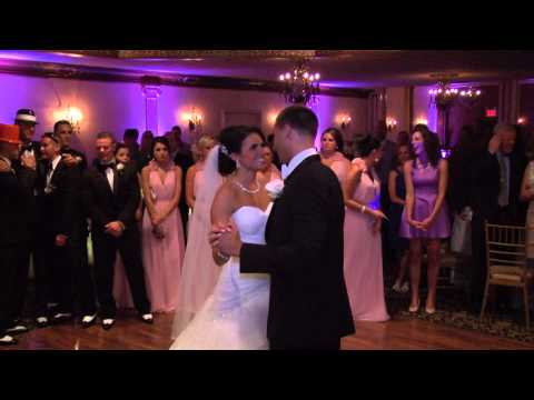 Bride & Groom Epic First Dance
