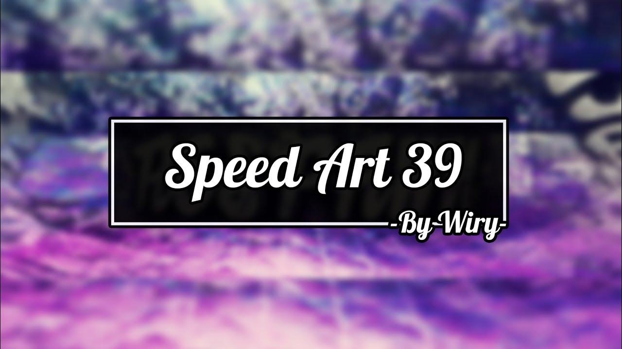 Speed Art 39 | Header Respawn Design