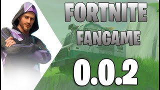 Fangame Fortnite ALPHA 0.0.2 ? Android-Pc (Bugs fixe)