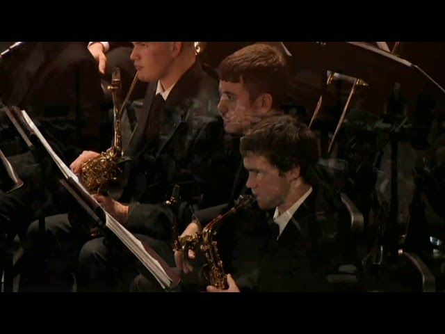 Free Running - Troy University Symphony Band (Video)
