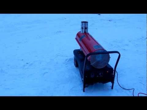 Тепловая пушка Bekar не прямого нагрева (812) 313-36-34.MOV