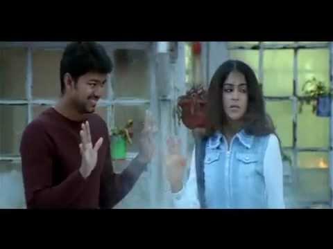 Vijay Genelia Cute Scene -Sachien
