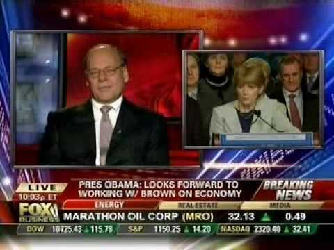 Congressman Cohen Appears on Fox Business Network to Discuss Massachusetts Election Results