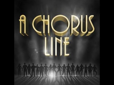 A Chorus Line, Act 1