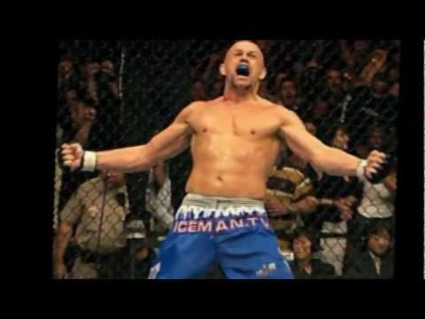 chuck quotthe icemanquot liddell knockout montage ufc