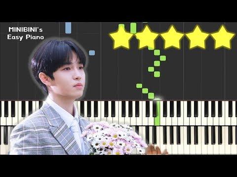 KIM JAE HWAN (김재환) - Begin Again (안녕하세요)  《MINIBINI EASY PIANO ♪》 ★★★★★