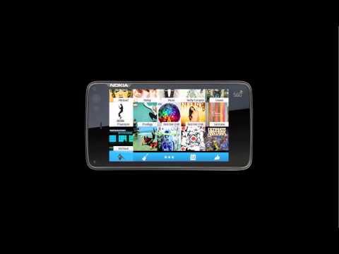 Nokia Music Player 3D