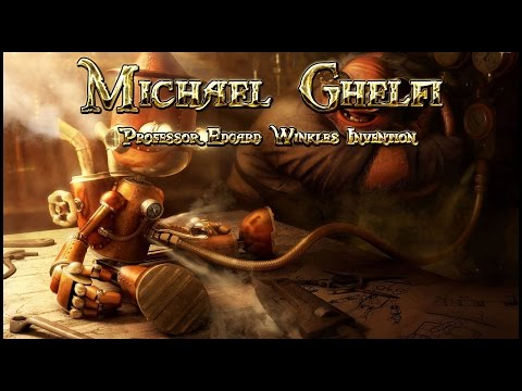 Orchestral Steampunk Music - Professor Edgard Winkle's Invention by Michael Ghelfi
