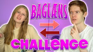 BAGLÆNS CHALLENGE #2 - med Min Søster