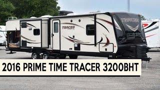 2016 Prime Time Tracer 3200BHT   Travel Trailer