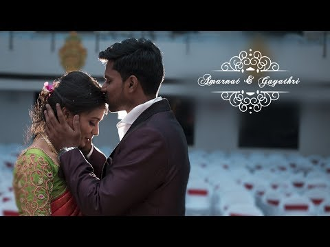 Tamil wedding video of Amarnat + Gayathri