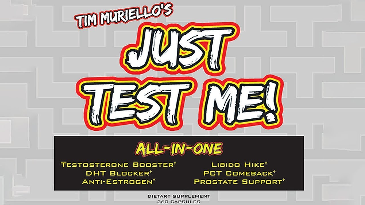 All Stars Pump Booster Test spazmatic supplements just test me! all-in-one-testosterone