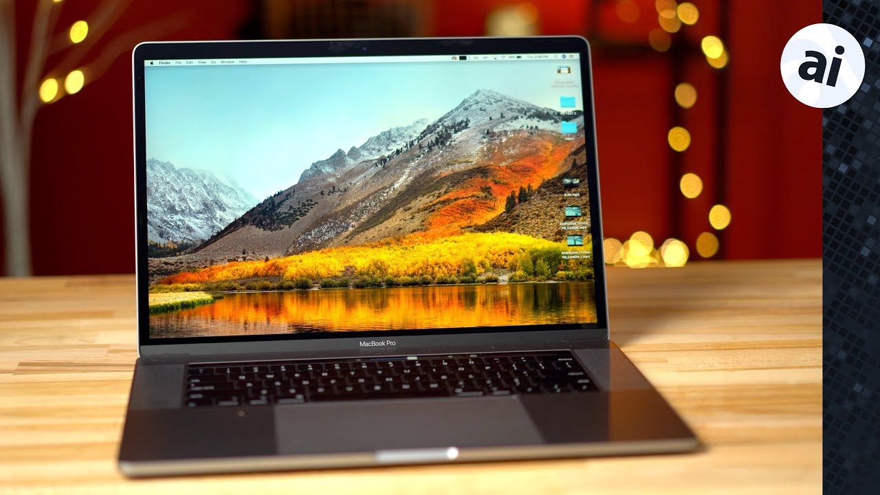 Review: The 2018 MacBook Pro with i9 processor is the