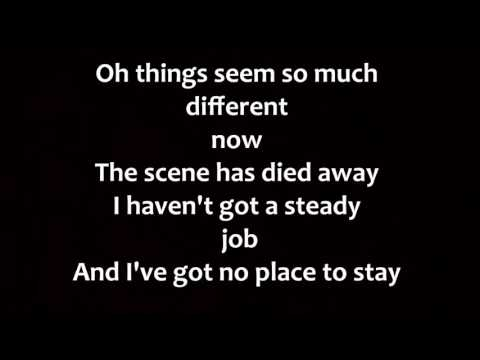 Agent Orange - Bloodstains (Darkness Version) Lyrics
