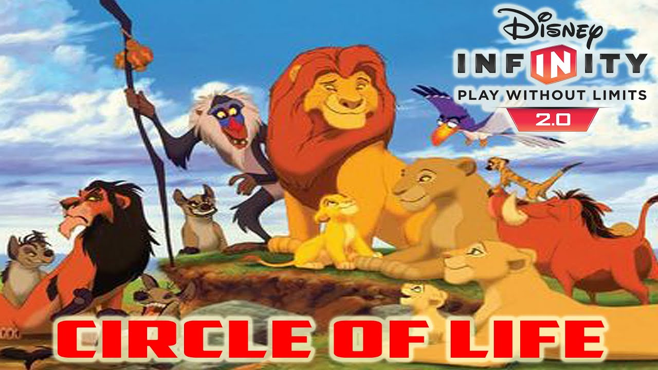disney infinity lion king - photo #5