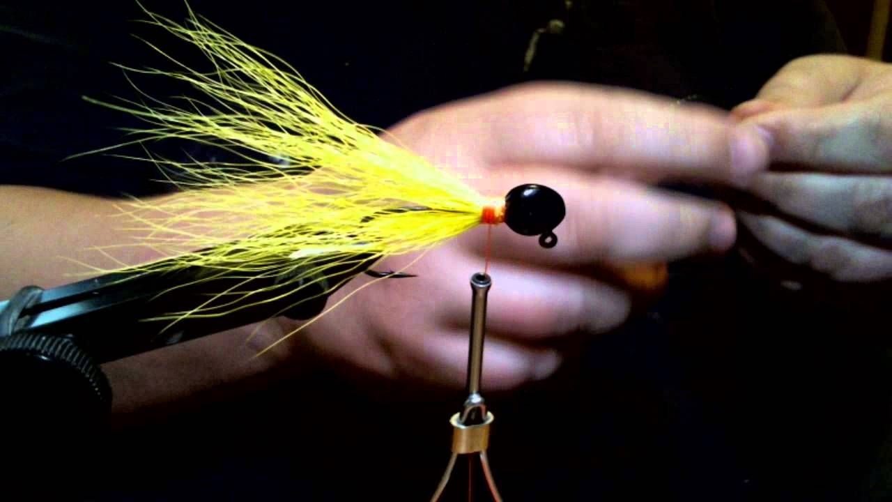 Walleye Bucktail Jig