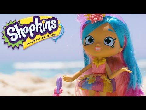 SHOPKINS - Shopkins World Vacation HAWAII | Cartoons For Kids | Toys For Kids | Shopkins Cartoon