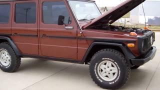 Stream 1984 Mercedes Benz 300GD Gelandewagen. Watch and Download using ...