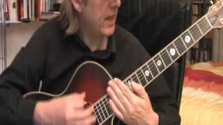 500 Miles  Guitar Lesson by Siggi Mertens