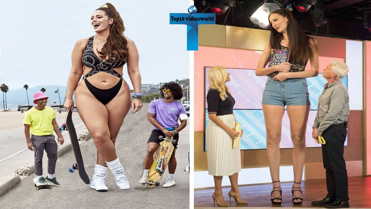 Download Top 10 Truly Real Giant Girls You Must See - Unbelievable Tallest Women In The World