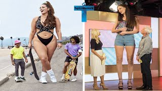 Top 10 Truly Real Giant Girls You Must See  Unbelievable Tallest Women In The World
