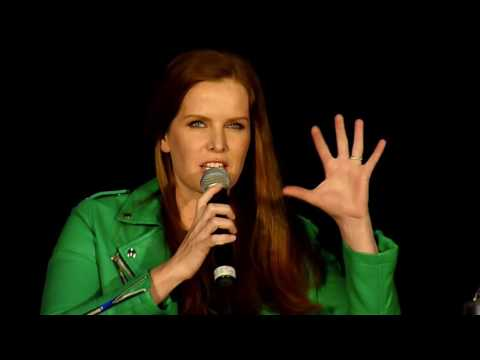 Bex Mader Afternoon Panel Part 1Toronto 2017