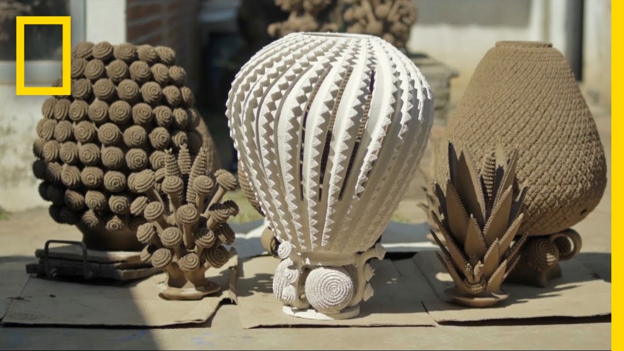 Watch This Beautiful Mexican Pottery Emerge from Clay | Short Film Showcase