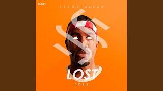 Lost, Frank Ocean (Radio Edit)