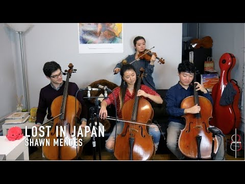 LOST IN JAPAN | Shawn Mendes || JHMJams Cover No.225
