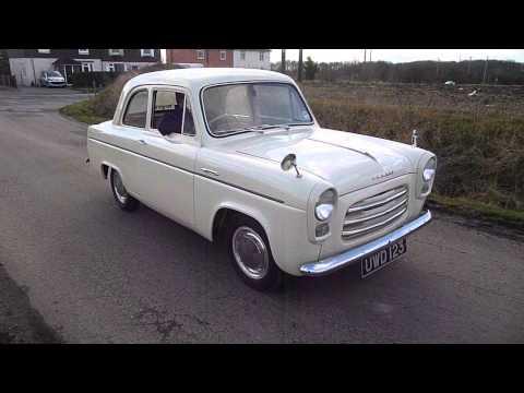 "1956 Ford Anglia 100E ""Myrtle"""