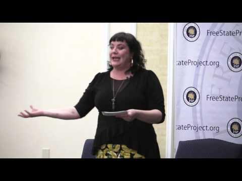 Carla Gericke - Free State Project @NHLF14
