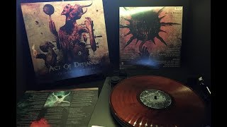 """Act of Defiance """"Old Scars, New Wounds"""" LP Stream"""