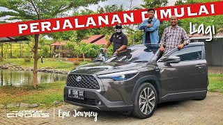 Toyota Corolla Cross HEV | ROADTRIP Part 1 ft: Fitra Eri & Ridwan Hanif