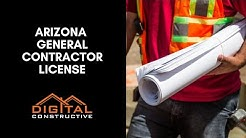 Arizona General Contractors License - Everything You Need To Know - Complete 2020 AROC License Guide