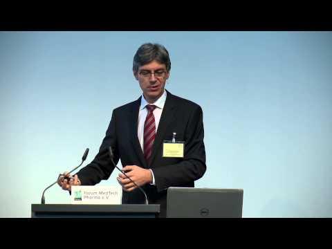 Medizin Innovativ - MedTech Pharma 2014, Vortrag Prof. Dr. Alin Albu-Schäffer