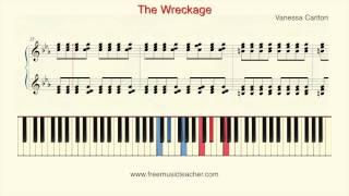 How To Play Piano: Vanessa Carlton