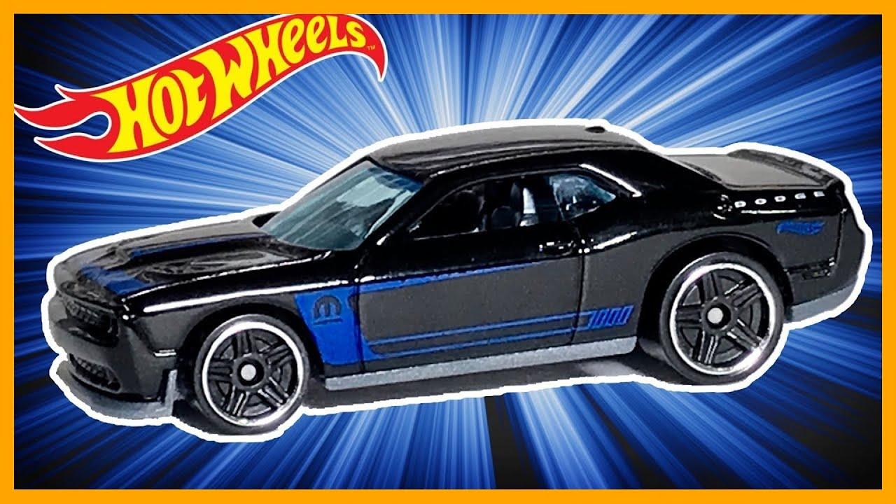 hot wheels dodge challenger srt hellcat top speed review youtube. Black Bedroom Furniture Sets. Home Design Ideas