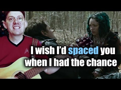 I wish I'd spaced you when I had the chance - Captain's Slog 001