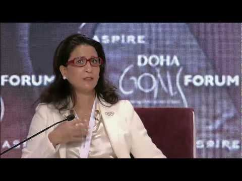 How can Sport be an Agent of Change in Society? | Doha GOALS 2012