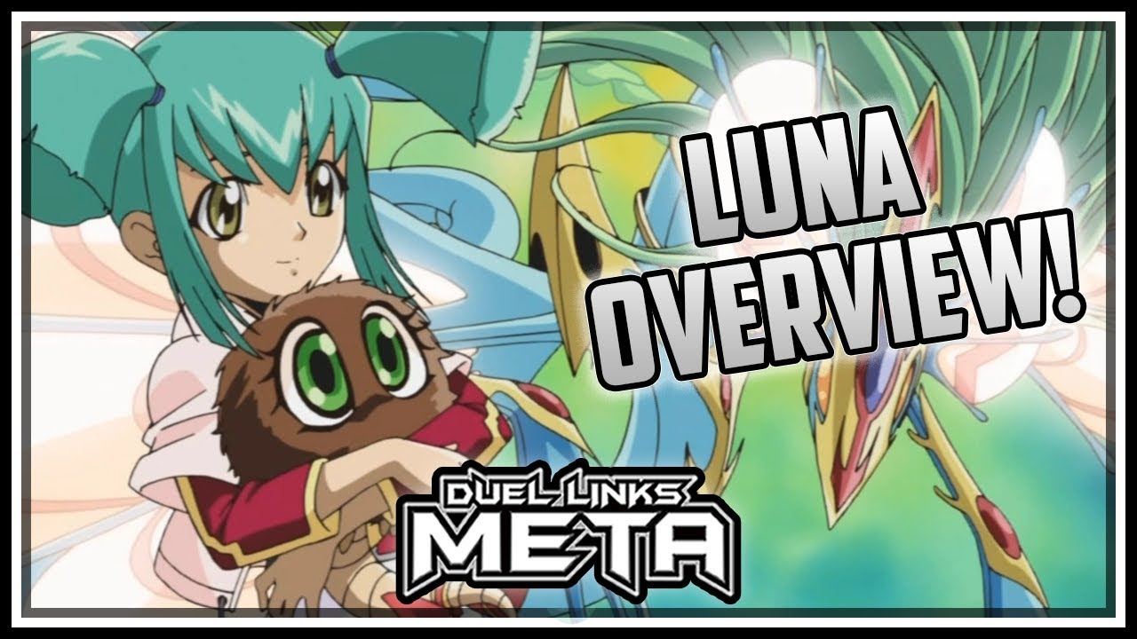 Luna! Overview! Reward Cards! 5 Days of 5Ds! [Yu-Gi-Oh! Duel Links