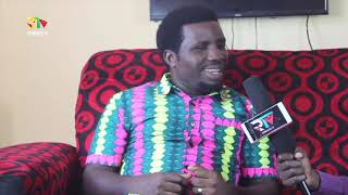 Live INTERVIEW -- Emmanuel Mgogo