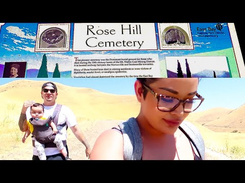 HIKE TO HAUNTED CEMETERY! *ROSE HILL BLACK DIAMOND MINES*