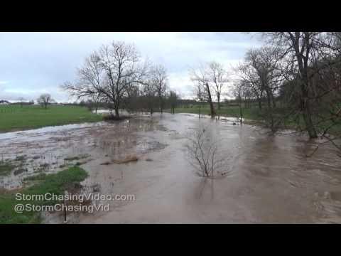 Carroll County, MD Near Flood Conditions & High Creeks - 4/6/2017