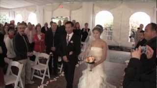 Judith and Gregory's Wedding Video MTV