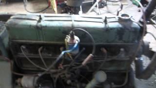 Buhrer DC6 moteur Chevrolet 6 cylindres année 1954