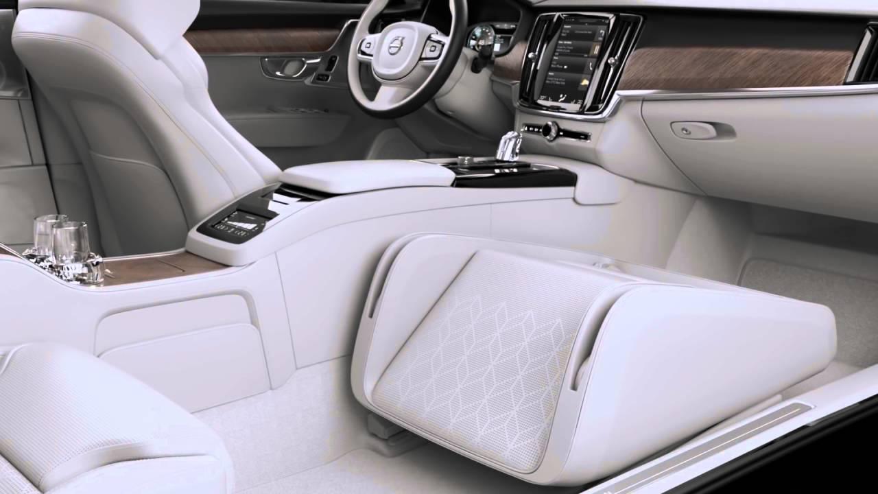 Volvo S90 Excellence Ic Mekan Konsept Tanitimi